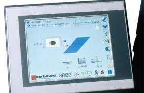 Encuadernadora BB 3002 CP Bourg (PUR)