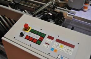 Plegadora de papel Baum 2020